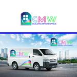 CMW Building Maintenance Logo - Entry #236