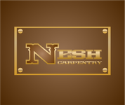 nesh carpentry contest Logo - Entry #34