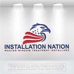 Installation Nation Logo - Entry #145
