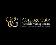 Carriage Gate Wealth Management Logo - Entry #139