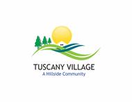 Tuscany Village Logo - Entry #82