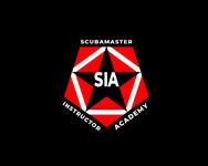 ScubaMaster Instructor Academy Logo - Entry #54