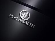 MGK Wealth Logo - Entry #108