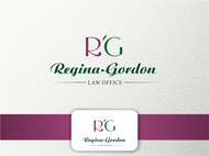Regina Gordon Law Office  Logo - Entry #61