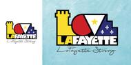 Love Lafayette Logo - Entry #12