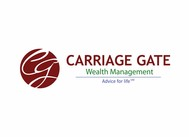 Carriage Gate Wealth Management Logo - Entry #17