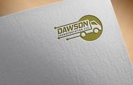Dawson Transportation LLC. Logo - Entry #104