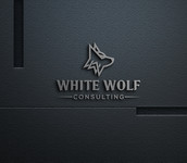White Wolf Consulting (optional LLC) Logo - Entry #218