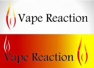 Vape Reaction Logo - Entry #17