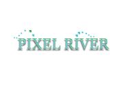 Pixel River Logo - Online Marketing Agency - Entry #96