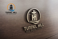 Tunnel Hill First Baptist Church Logo - Entry #58