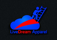 LiveDream Apparel Logo - Entry #309