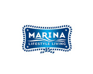 Marina lifestyle living Logo - Entry #37