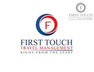First Touch Travel Management Logo - Entry #115