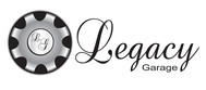 LEGACY GARAGE Logo - Entry #81