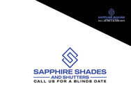 Sapphire Shades and Shutters Logo - Entry #186