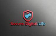 Secure. Digital. Life Logo - Entry #97