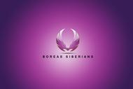 Siberian Husky Logo - Entry #128