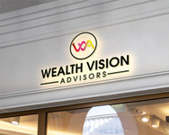 Wealth Vision Advisors Logo - Entry #256