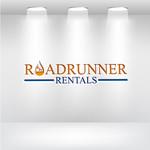 Roadrunner Rentals Logo - Entry #201