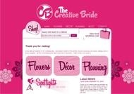 The Creative Bride Logo - Entry #25