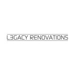 LEGACY RENOVATIONS Logo - Entry #14