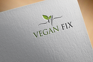 Vegan Fix Logo - Entry #157
