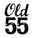 """""""OLD 55"""" - mid-century vintage furniture and wares store Logo - Entry #70"""