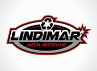 Lindimar Metal Recycling Logo - Entry #62