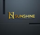Sunshine Homes Logo - Entry #409