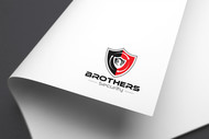 Brothers Security Logo - Entry #11