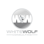White Wolf Consulting (optional LLC) Logo - Entry #283