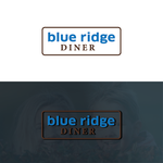 Blue Ridge Diner Logo - Entry #33