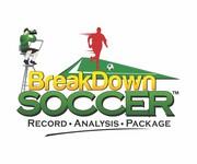 BreakDownSoccer Logo - Entry #22