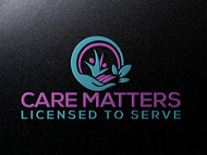 Care Matters Logo - Entry #132