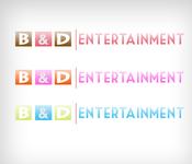 B&D Entertainment Logo - Entry #47