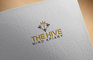 The Hive Mind Apiary Logo - Entry #20