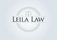 Leila Law Logo - Entry #97