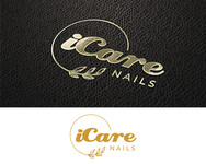 icarenails Logo - Entry #131