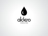 Aldero Consulting Logo - Entry #162