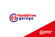 Hard drive garage Logo - Entry #359