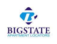 Big State Apartment Locators Logo - Entry #31