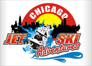 Chicago Jet Ski Adventures Logo - Entry #58
