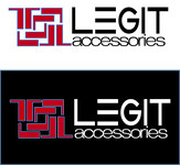 Legit Accessories Logo - Entry #130