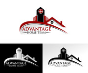 Advantage Home Team Logo - Entry #23