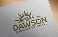 Dawson Transportation LLC. Logo - Entry #245