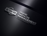 Budd Wealth Management Logo - Entry #294