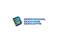 Commercial Cleaning Concepts Logo - Entry #36