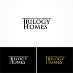 TRILOGY HOMES Logo - Entry #68