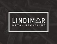 Lindimar Metal Recycling Logo - Entry #359